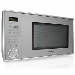SHARP 1.1 CF Countertop Microwave Silver  WHILE SUPPLIES LAS