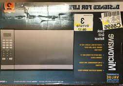 Oster 1.3 cu. ft. microwave oven