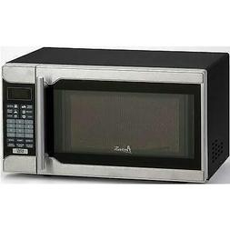 """Avanti 18"""" 0.7 cu. ft. Counter Top Microwave Oven in Stainle"""