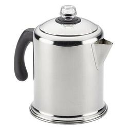 Farberware 47053 Stainless Steel Percolator 12-Cup Brand new
