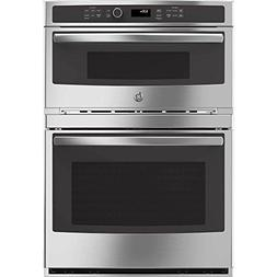 "Ge - 30"" Single Electric Wall Oven With Built-in Microwave -"