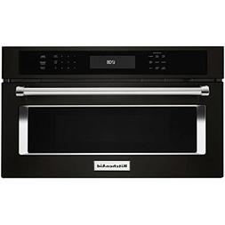 Kitchenaid - 1.4 Cu. Ft. Built-in Microwave - Black Stainles