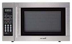 Magic Chef - 1.3 Cubic-ft, 1,100-Watt Microwave with Digital
