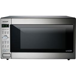 Panasonic Microwave Oven NN-SD945S Stainless Steel Counterto