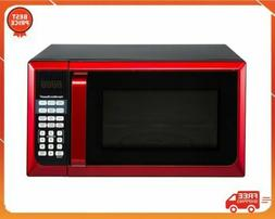 Digital Microwave Oven 0.9 Cu ft 900W Stainless Steel Kitche