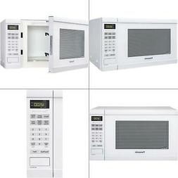 family size 1.2 cu. ft. 1200-watt countertop microwave in wh