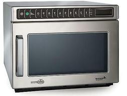 Amana HDC12A2 C-Max 0.6 CuFt Commercial Microwave Oven Stain