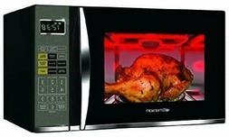 Heat Up 1.2 CU. FT. 1100W Griller Microwave Oven Touch Contr