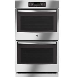 """GE JT3500SFSS 30"""" Stainless Steel Electric Double Wall Oven"""