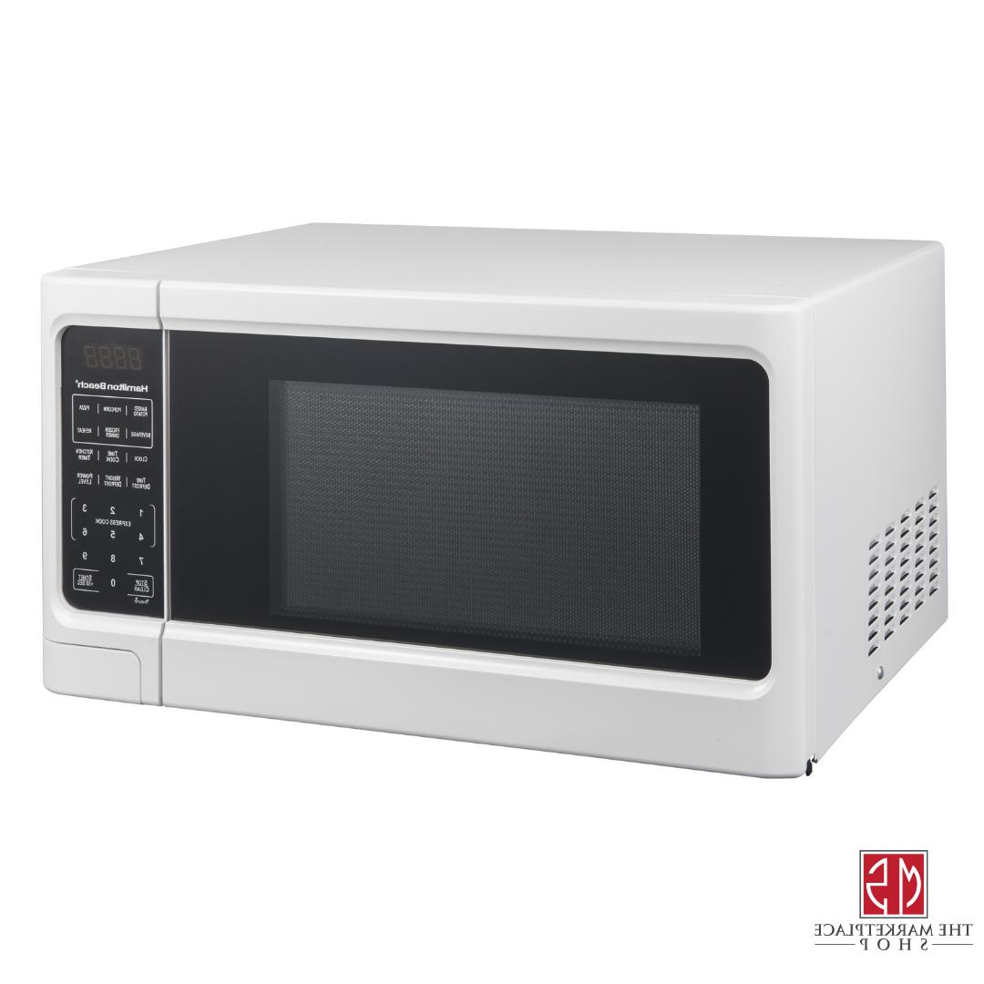 Microwave Oven 1.1 Ft 1000w White