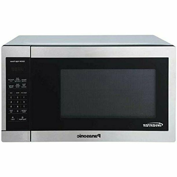 1 3 cu ft stainless steel countertop