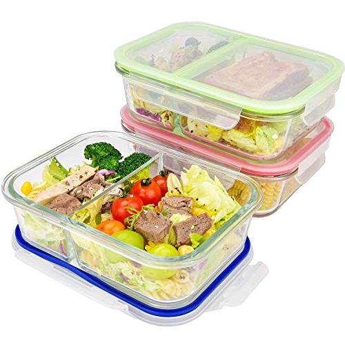 Containers Bento Containers Food Storage Containers Airtight Lids Containers
