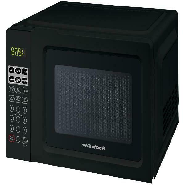 700W Digital Countertop Microwave Oven Office
