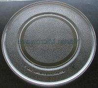 """Sears / Kenmore Microwave Glass Turntable Plate / Tray 16"""" G"""