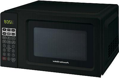 Countertop Kitchen Digital LED Microwave Oven 0.7 Cu.ft