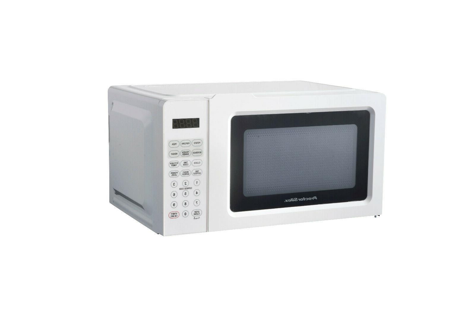 Digital Kitchen Microwave Oven Home Office Small