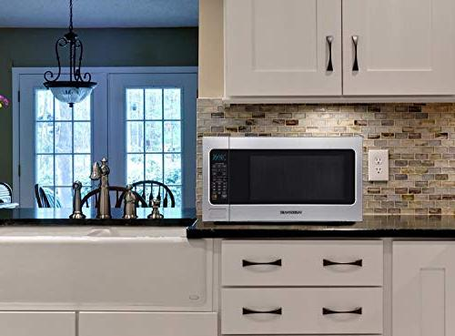 Cu. Oven with Smart Sensor Cooking, and