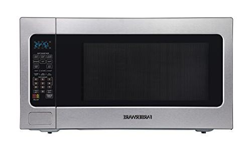 Farberware Professional Cu. Ft. Oven Cooking, ECO and LED Lighting, Stainless