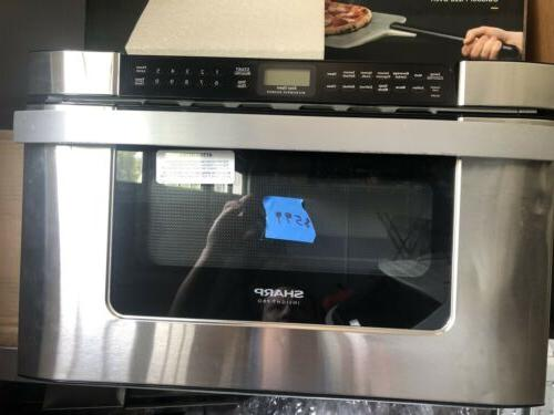 Sharp 1000 Microwave see pictures-Local Pickup