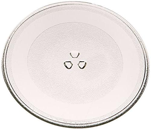 """Kenmore Microwave Glass Turntable Tray / Plate 12 3/4"""" 1B719"""