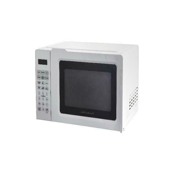 Kitchen Office Home Microwave Countertop White Small