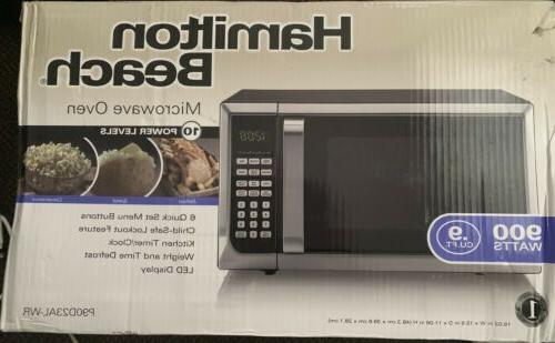 new 900w 0 9 cu ft counter