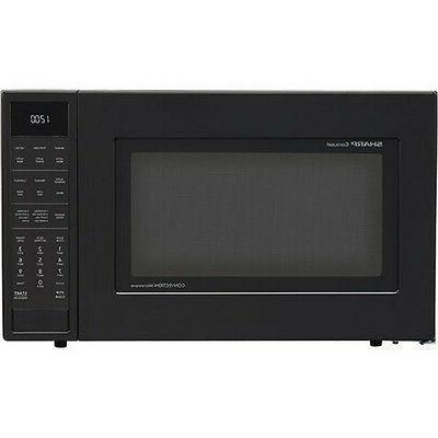 Sharp 1.5 cu. ft. Microwave Oven with Convection Cooking Aut