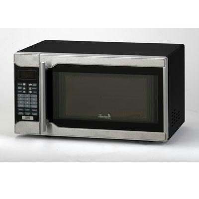 MO7103SST - 0.7 Touch Black Cabinet with Front