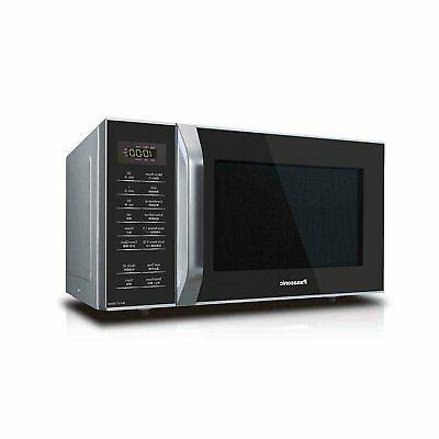 Panasonic NN-GT35HM 220 Volt 23-Liter Grill Microwave Oven,
