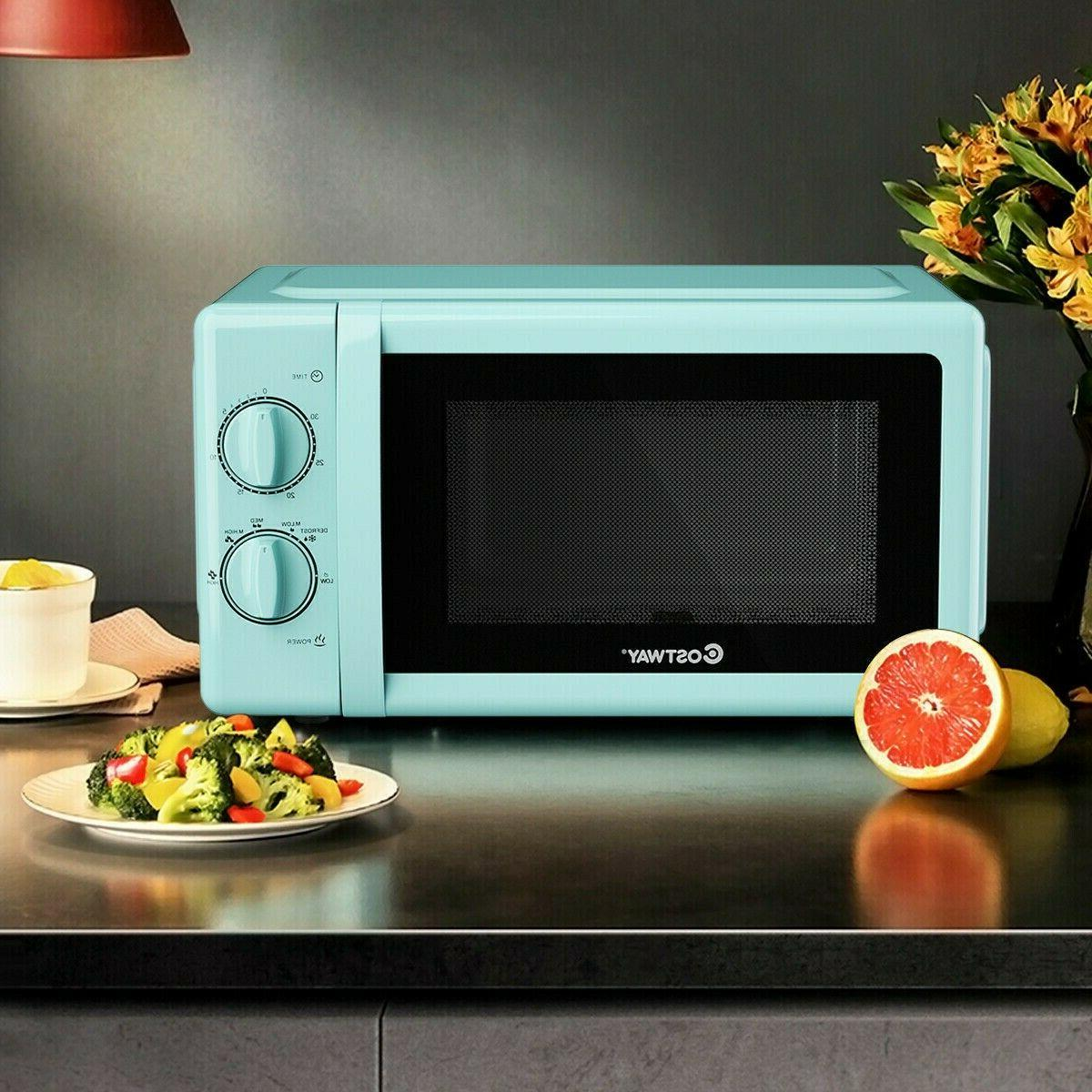 Retro Teal Color Kitchen Cooking Steel