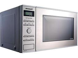 Microwave Oven Compact Countertop Panasonic Electric Stainle