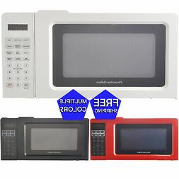Microwave Oven Digital Countertop Kitchen LED Display 700W M