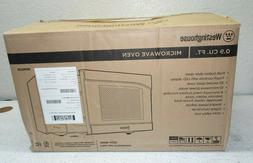 Westinghouse Microwave Oven Small Countertop Stainless Steel