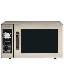 ne 1025f silver 1000w commercial microwave oven