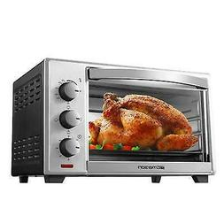 Emerson Stainless Steel 6 Slice, Convection and Rotisserie C