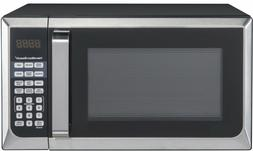 Stainless Steel Countertop Microwave Oven Dorm College Apart