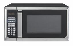 Hamilton Beach 0.9 cu.ft. 900W Microwave Oven, Stainless Ste