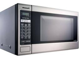 Panasonic Stainless Steel Microwave Oven with Inverter Techn