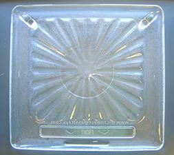 Vintage Pre Owned Amana RadaRange Microwave Glass Plate 14 1